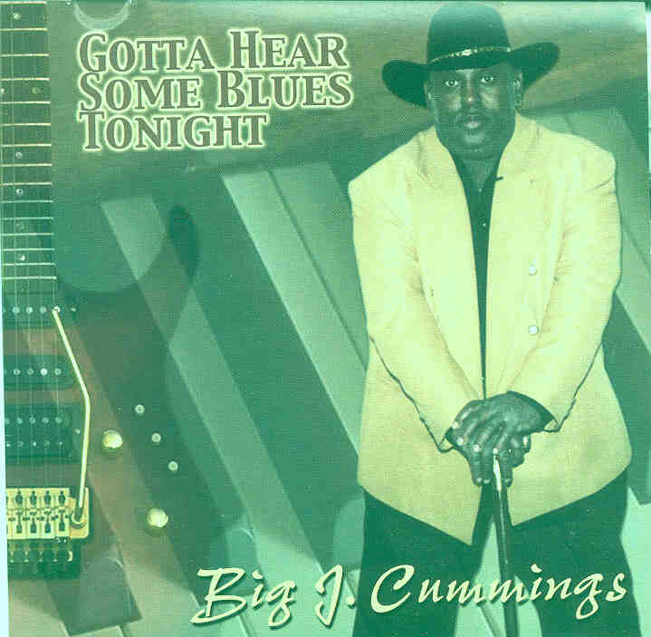 Big John Cummings CD